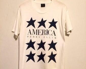 Perry Ellis America Tee
