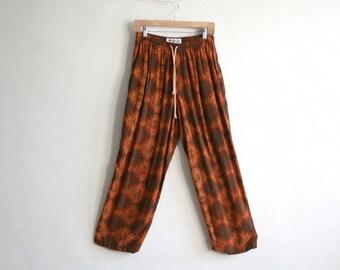 Batik Keris Pants