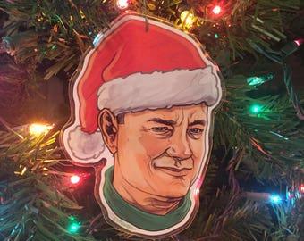 TOM HANKS Christmas ORNAMENT!