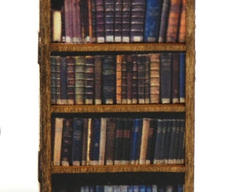 1:48 Bookcase with Hidden Bar NEW!!