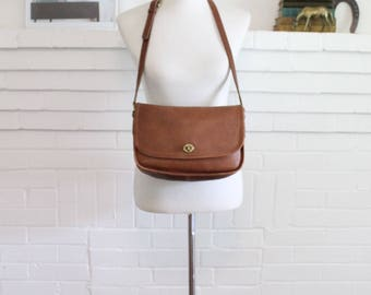 Vintage Coach Bag // City Messenger Bag Tabac Tan Pre 9790 // Coach Leatherware Handbag Purse