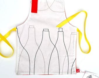 Children's Apron for Cooking, Crafting and Art!