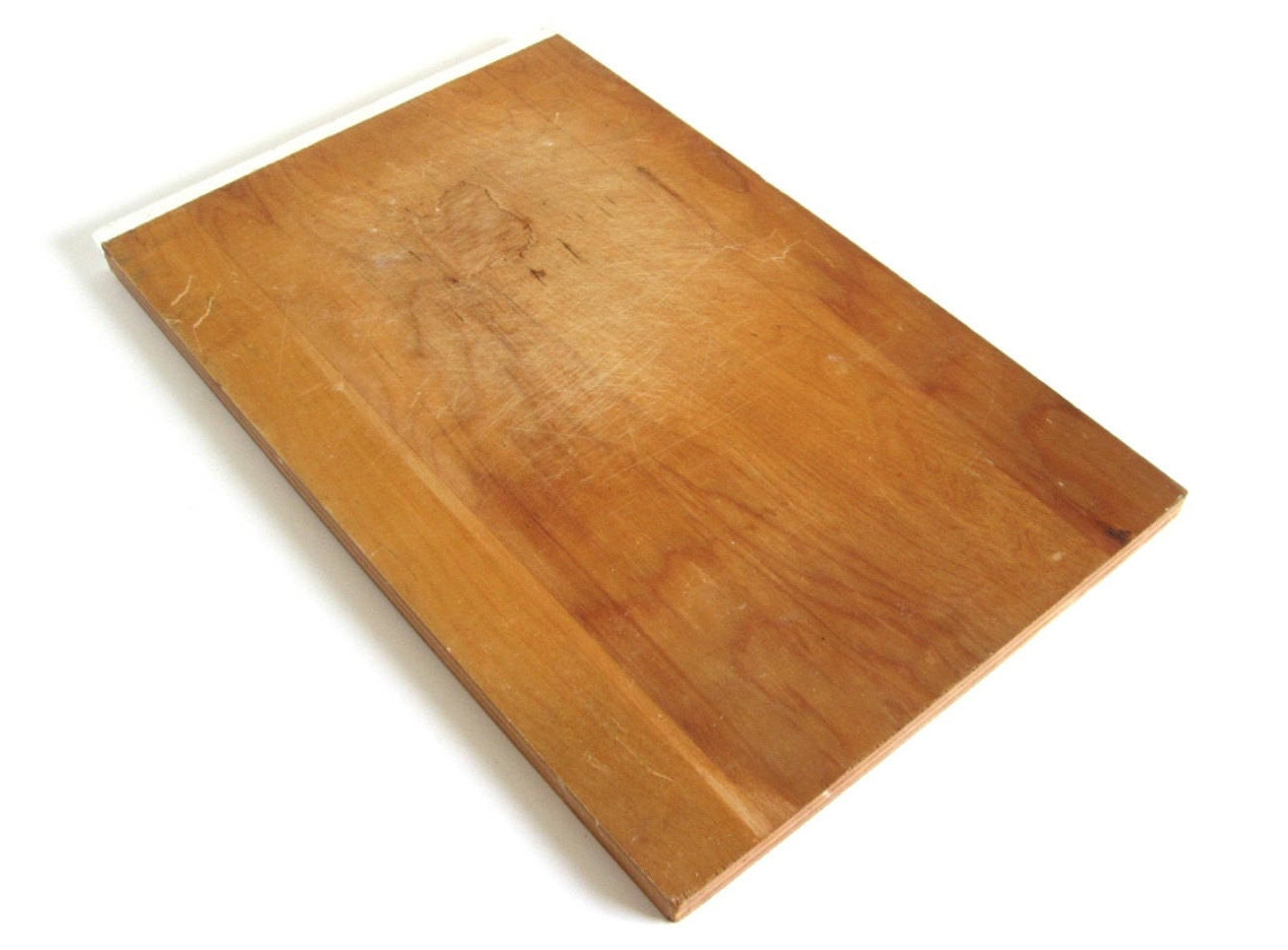 wooden cutting board vintage large wood cutting boards worn. Black Bedroom Furniture Sets. Home Design Ideas