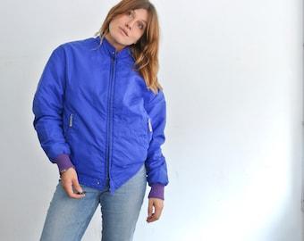 90s blouson jacket