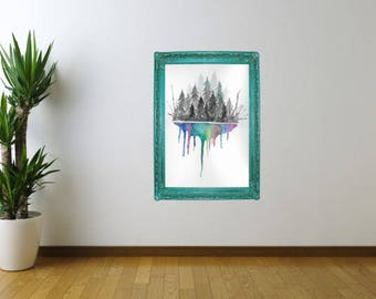 Down in the Forest (print)