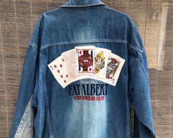 Fat Albert Jean Jacket (XXL)