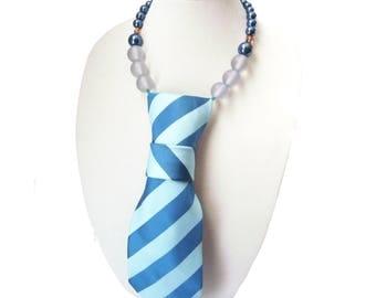 POP OF COLOR necktie necklace pinstripe tie candee ladies necktie feminine necktie office wear collar corbata modern necktie fashionista