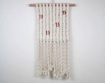 Macrame Wall Hanging/Weaving/Tapestry/Wall Hanging/Macrame Decor/Wall Art/Wall Decor