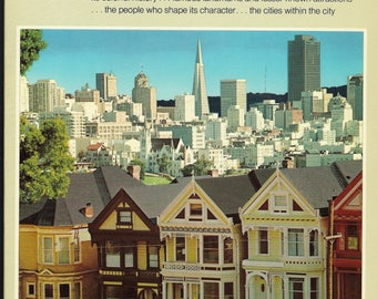 SAN FRANCISCO a SUNSET Pictorial Book First Printing March 1977