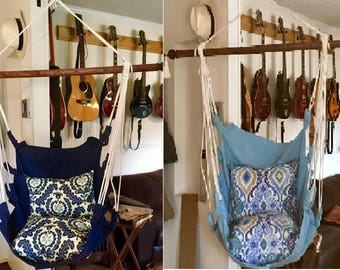 Hanging Chair Hammocks ~ 2 designs  MADE IN U.S.A.