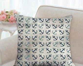 Boat Anchor Pillow