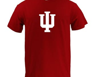 Indiana Hoosiers Primary Logo T-Shirt