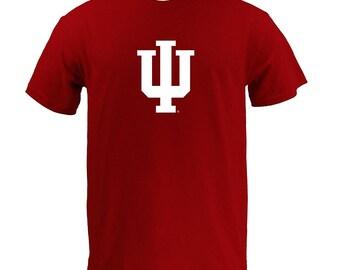 Indiana Hoosiers Primary Logo T-Shirt