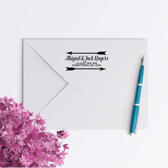personalized stamp return address stamp custom stamp self inking