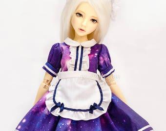 Galaxy maid - 1/4 minifee outfit