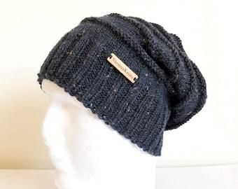 Slouchy beanie, knit beanie, beanies, women winter hats, valentines day, winter hat, womens hats, gift for women, gift women, gift for wife