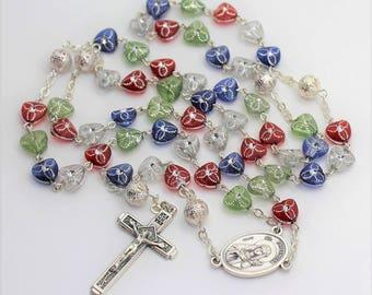 Saint Philomena Rosary