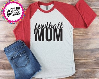 High School Football Shirt/ Football Mom Shirt/ Game Day Shirt/ College Football/ Friday Night Lights/ Custom Football Shirt/ Football Team