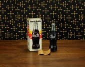 Vintage Coca Cola Bottle AM Radio with Box and Instructions Vintage Electronic Lover Gift 80's Coke Collector