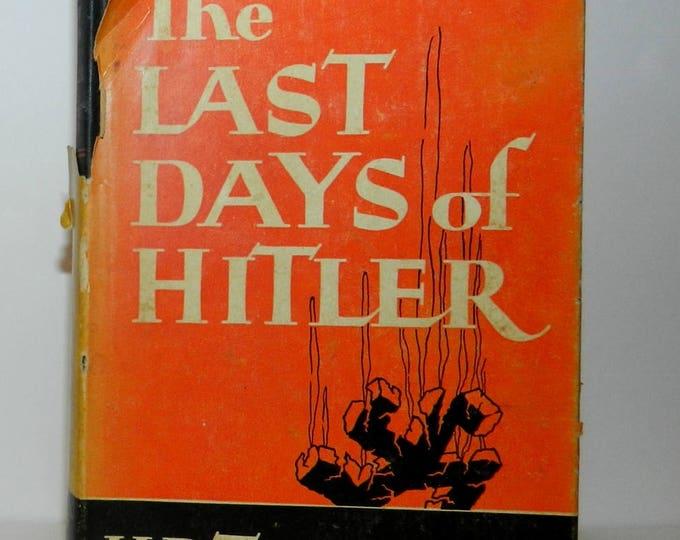 The Last Days of Hitler by H. R. Trevor Roper, 1947