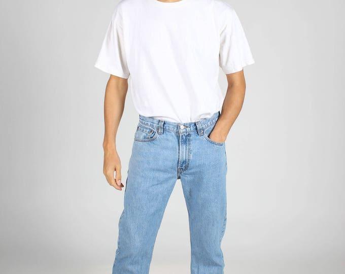 505 Blue 32 Jeans