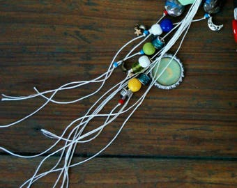 Journal Class, How to make Little Bindy Beaded Charms, Tutorial, chunky charms, how to, ebook