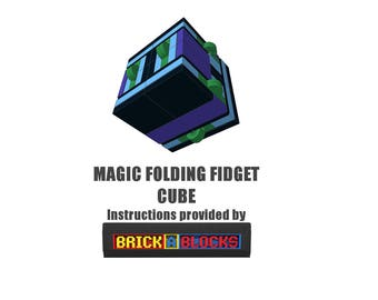 magic folding cube instructions