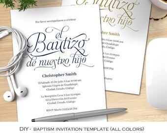 spanish baptism etsy. Black Bedroom Furniture Sets. Home Design Ideas