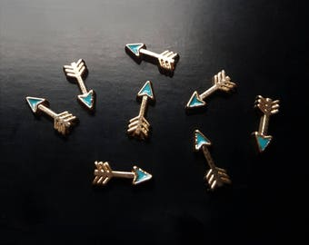 Arrow Floating Charm for Floating Lockets-Gift Idea for Women