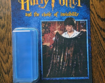 Harry Potter and the Cloak of Invisibility action figure