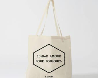 X486Y tote bag Paris, city, love forever, Bell bag tote shopping bag, backpack and tote bag, travel bag, cotton, bag cocktails
