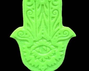 """Small original soap """" Hamsa / Khamsa /  Fatima Hand """""""