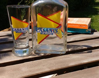 Carafe and Glass - Casanis Le Pastis