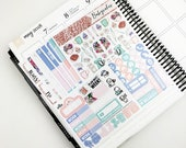 Babycakes // Ultimate Weekly Planner Kit (Glossy Planner Stickers)