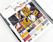 Brave // MINI Weekly Planner Kit (Glossy Planner Stickers)