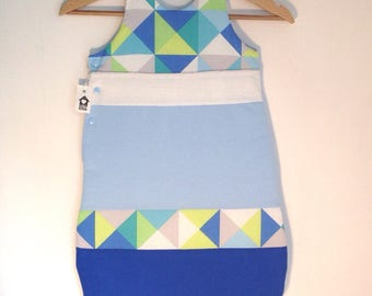 Baby sleeping bag/sleeper, size 0/3 months. * end of series *.
