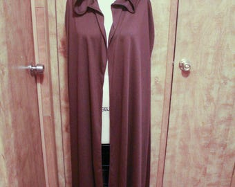 Adult Hooded Cloak