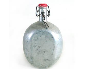 Grand Tetras Aluminum Hike Flask 2.5 liters