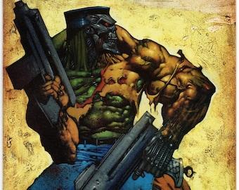 Terminator - Enemy Within #2  Dark Horse Comics 1991 Edington Giarrano Bisley