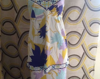 Vintage Emilio Pucci Top and Skirt Mint Condition!