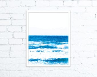 Ocean Home Decor lessons from the ocean home decor wood board 9x13 wall hanging Ocean Art Ocean Wall Art Water Colours Ocean Home Decor Ocean Print