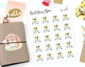 Dog Bath Planner Stickers - Wash the Dog Stickers - Pet Planner Stickers - 121