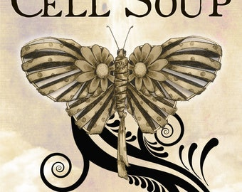 CELL SOUP -- Digital Poetry Chapbook (Instant Download)