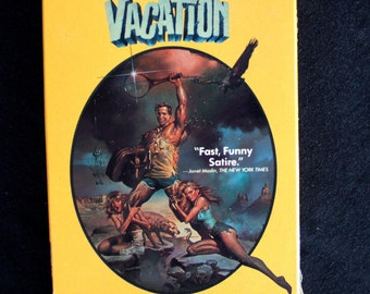 National Lampoon's Vacation- Factory Sealed Warner Bros VHS Tape 1983