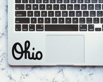 Kent Kent Decal Kent Ohio Kent Sticker Macbook Decal - Custom vinyl decals cleveland ohio