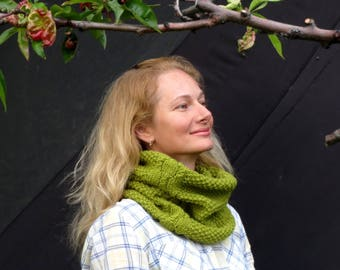 Green infinity scarf olive green scarf green circle scarf lightweight scarf spring scarf st patricks st pattys day light green emerald green