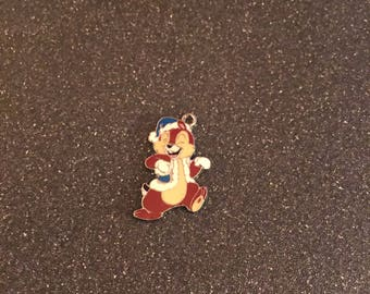 Winter Chip n Dale charm
