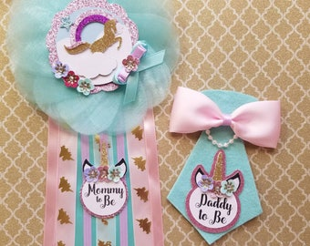 100 Baby Shower Corsages Diy Baby Shower Corsage Youtube