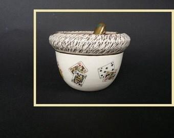 Lucien BRISDOUX - ashtray vintage 30s-40s