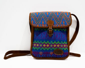 Handmade Tecpan Satchel